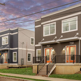 Uptown Tri-plex & Duplex