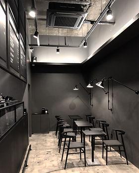 김해에 위치한 작은 카페
