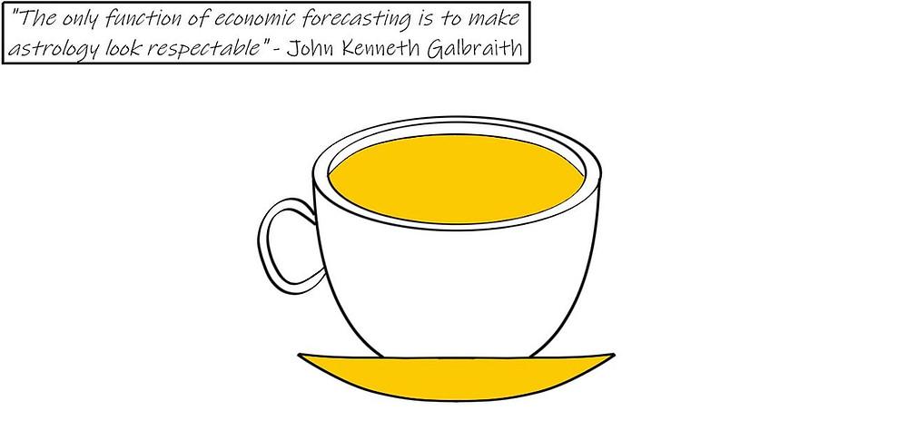 Reading the tea leaves economic forecasting