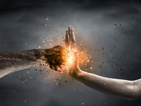 Serving the Frontline in Passive Spiritual Warfare (Matthew 21:23-27)