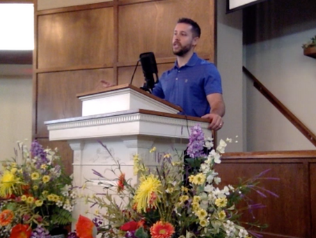 Sermon # 1 -- The End Goal of Romans
