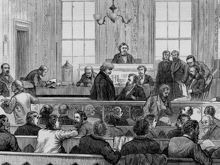 How the Gospel Reveals God's Justice, in Pardon and Damnation