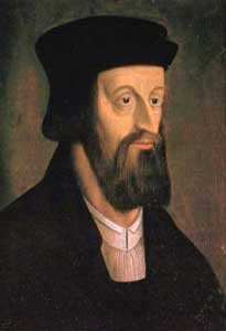John Huss (1369-1415)