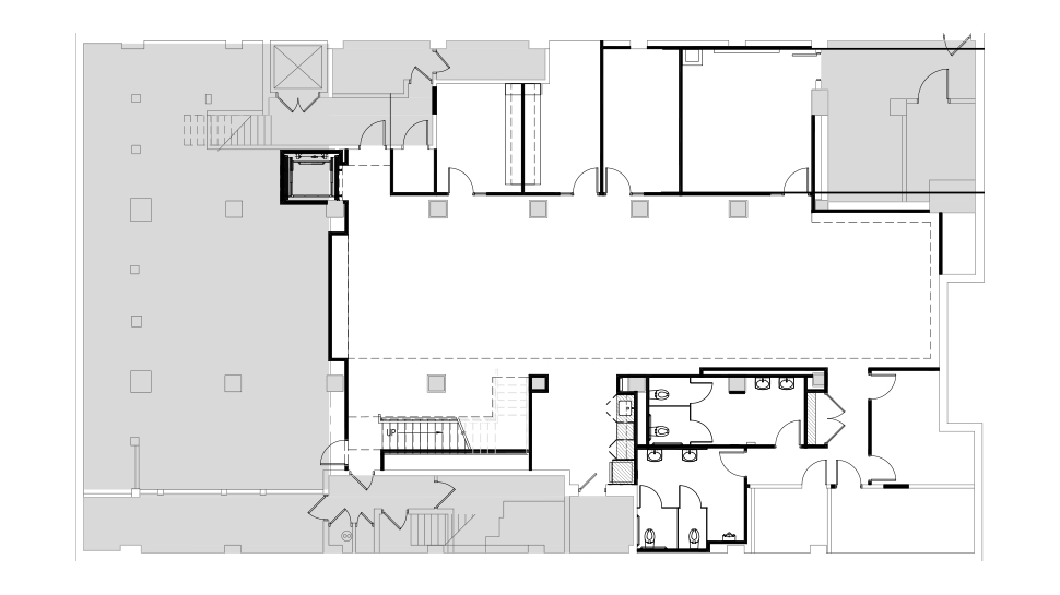 Floor Plan | Lower level