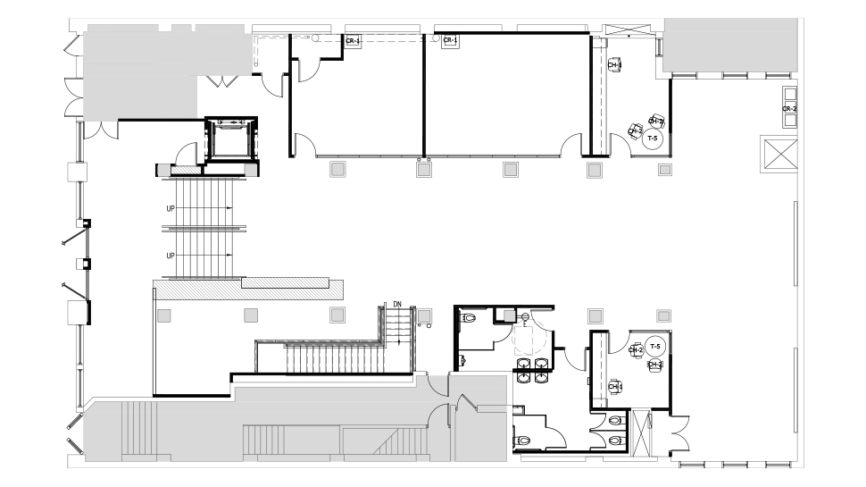 Floor Plan | Main level