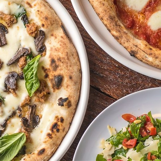Wood-Fired Pizza Party!