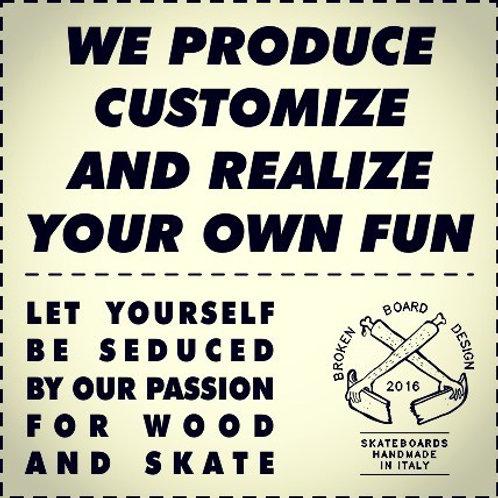 we bespoke your fun