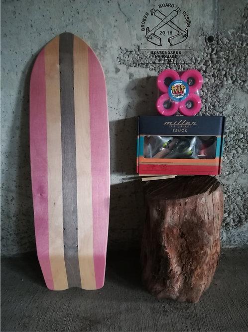 SURFSKATE # BELLAGIO 2.0 Pink