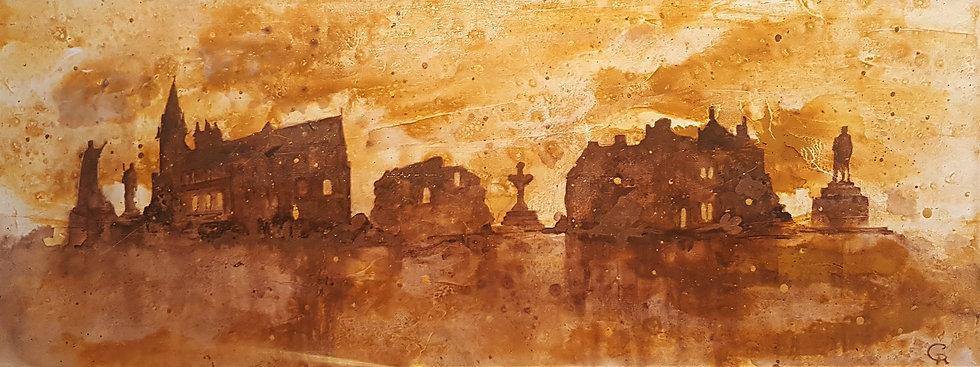Llandaff Burnt Sienna