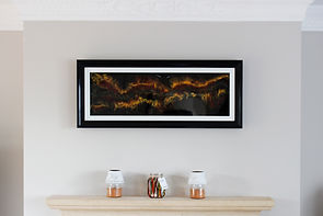 frame art at home cardiff