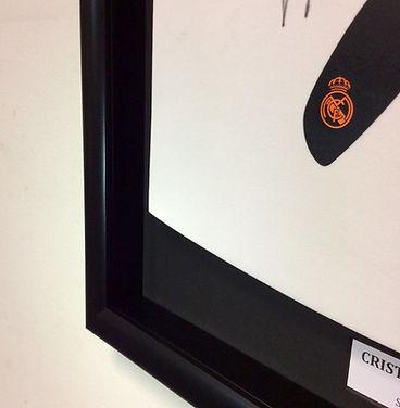 football_shirt_framing_black_frame