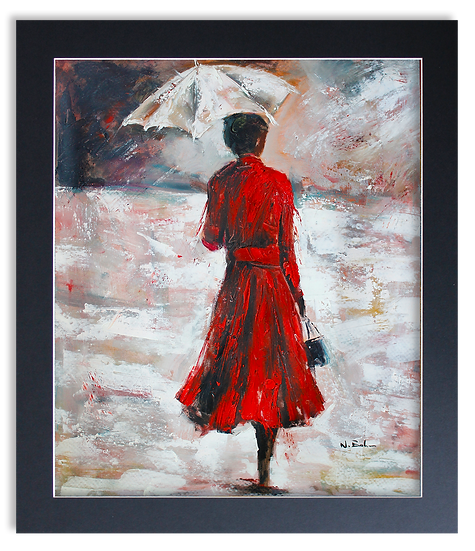LadyIn The Rain