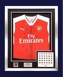 sport shirt framing jersey