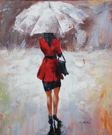 Lady In The Rain (Vol 4)