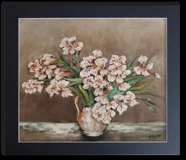 Cream Flowers