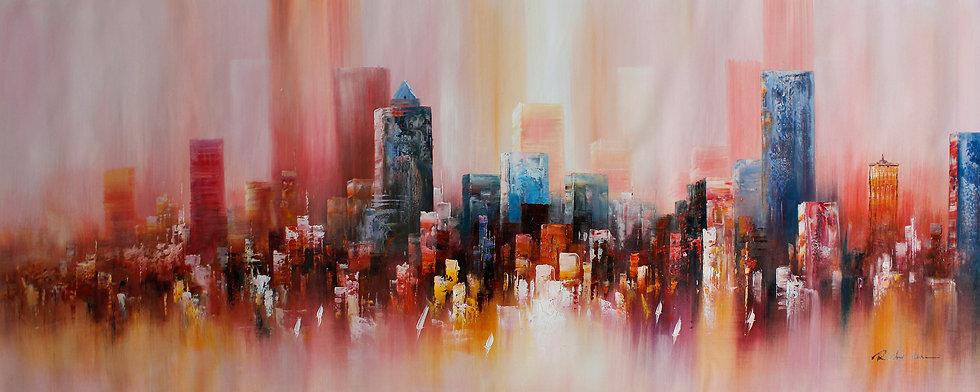 Manhattan Illusion (XL)
