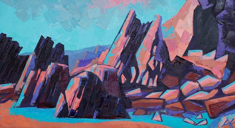 Marloes Rocks Pool