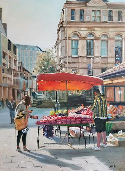 Working Street Market