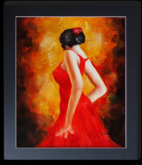 Flamenco Dancer (Vol 2)
