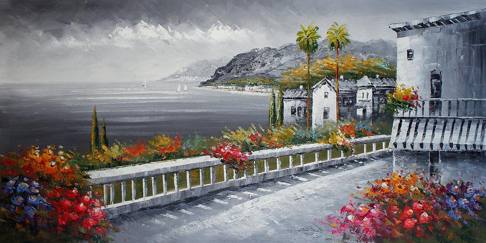 Mediterranean View (L Vol 1)