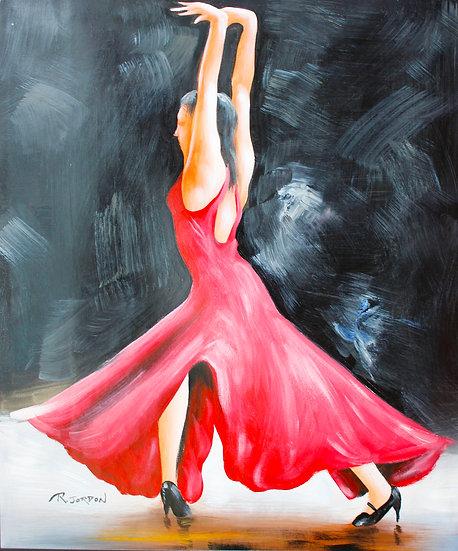 Flamenco dancer (vol 4)