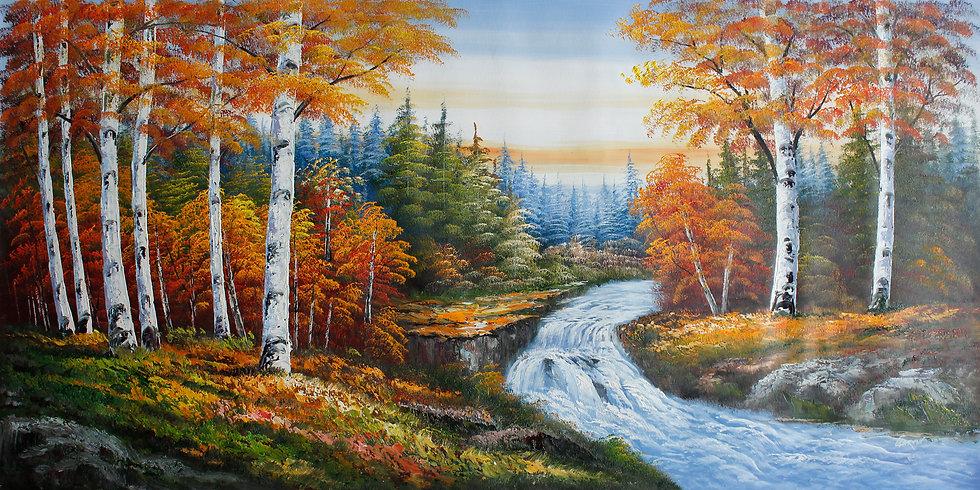 Start Of The Autumn