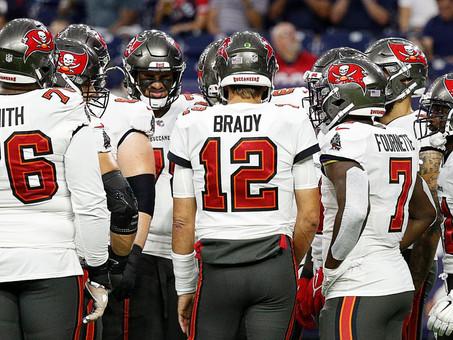 Week 1 NFL Picks; Defending Champion Bucs take on Dallas; Saints face Packers in Jacksonville