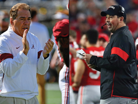 National Championship Preview: Crimson Tide or Buckeyes?