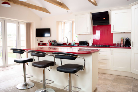 Chartwell House Kitchen
