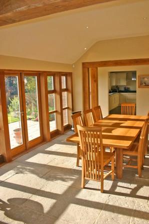 Garden House Dining Room