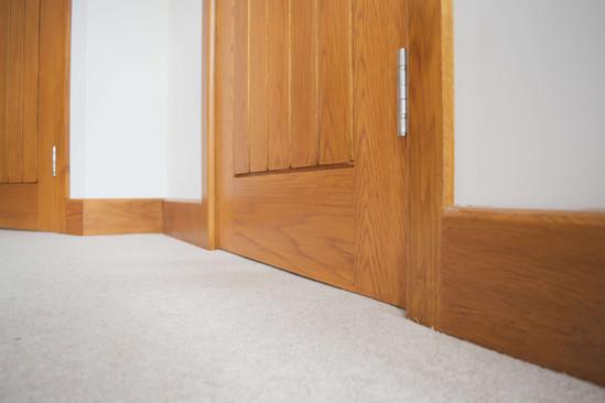 Chartwell House Oak Skirting Boards