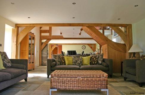 Moorhouse Living Room