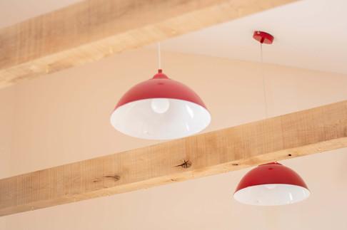 Chartwell House Kitchen Lights