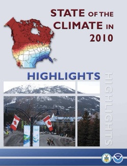 State of the Climate in 2010
