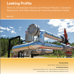 Leaking Profits: NRDC report
