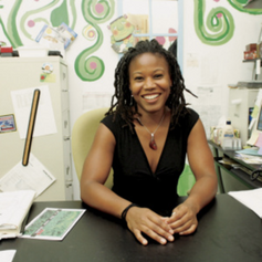 How action figure Majora Carter cleaned up her community