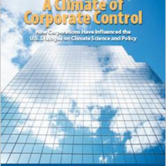 A Climate of Corporate Control