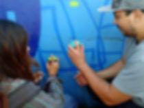 oficina de grafite rj