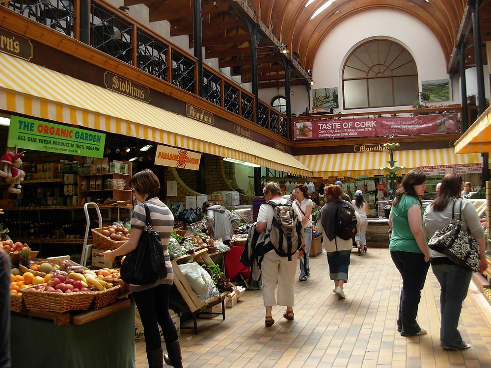 English Market, Cork, Ireland