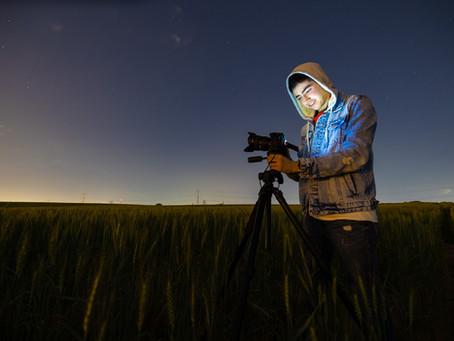 איזה ציוד צריך לצילום כוכבים?