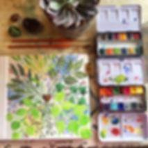 Watercolor Skechbook