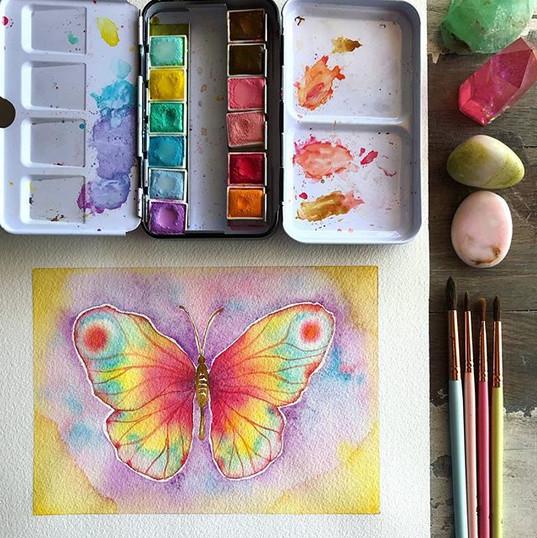 Pastels Set