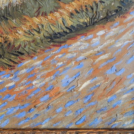 How I fell in love with Van Gogh