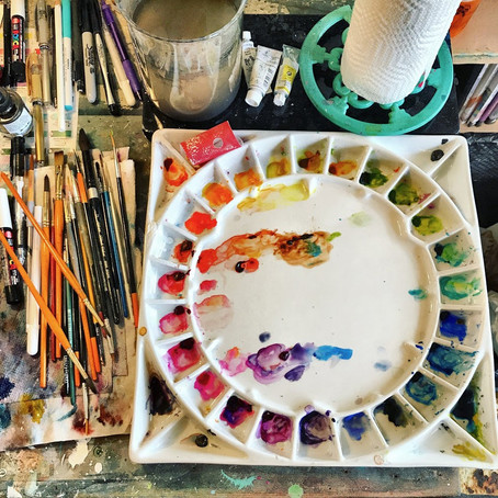 Which Watercolor Paints are right for you?