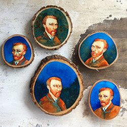 All my Van Gogh love
