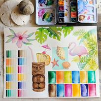 tropicals set