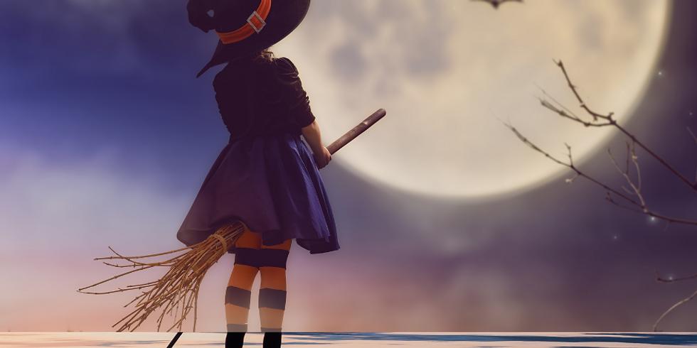 Blue Moon Halloween Adventure
