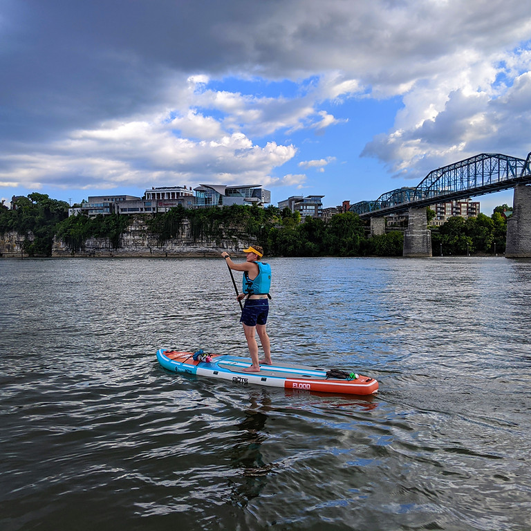 Downtown Chattanooga Pedal, Paddle + Picnic Adventure