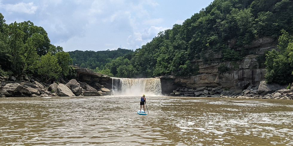 Women's Waterfall Weekend Retreat - Paddle, Yoga, Hike!