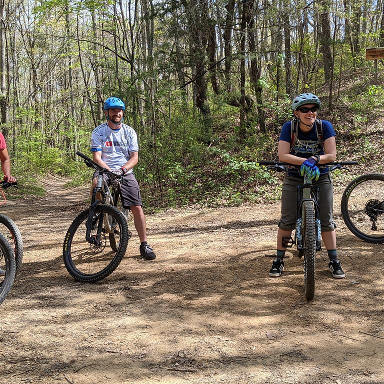 Mountain Bike Fundamentals Clinic - All Levels